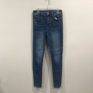 American Eagle Hi Rise Jeggings